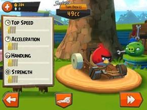 Game De Corrida Angry Birds Go E Lancado Na App Store Brasileira