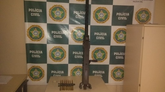 Foto: (Polícia Civil RJ)