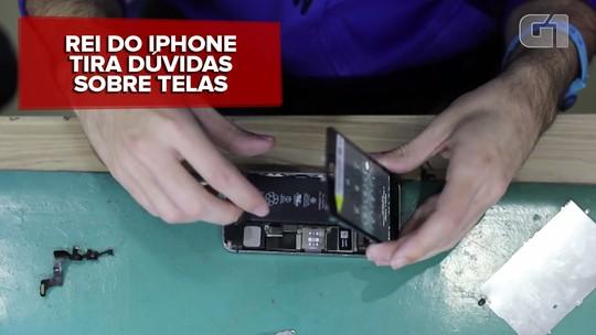 Por que as telas dos celulares quebram tanto e por que é tão caro consertar?