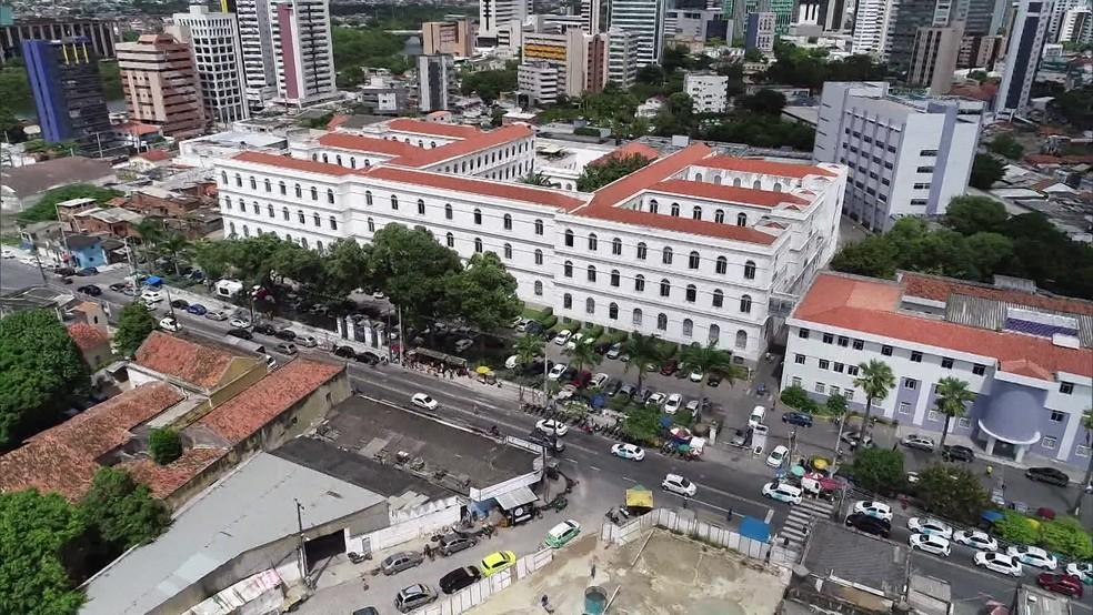 Imip é considerado o terceiro maior serviço de transplante renal do país — Foto: Reprodução/TV Globo