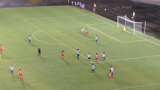 Com golaço, Vila Nova-ES vence o Grêmio na estreia da Série A-2 do Brasileiro Feminino