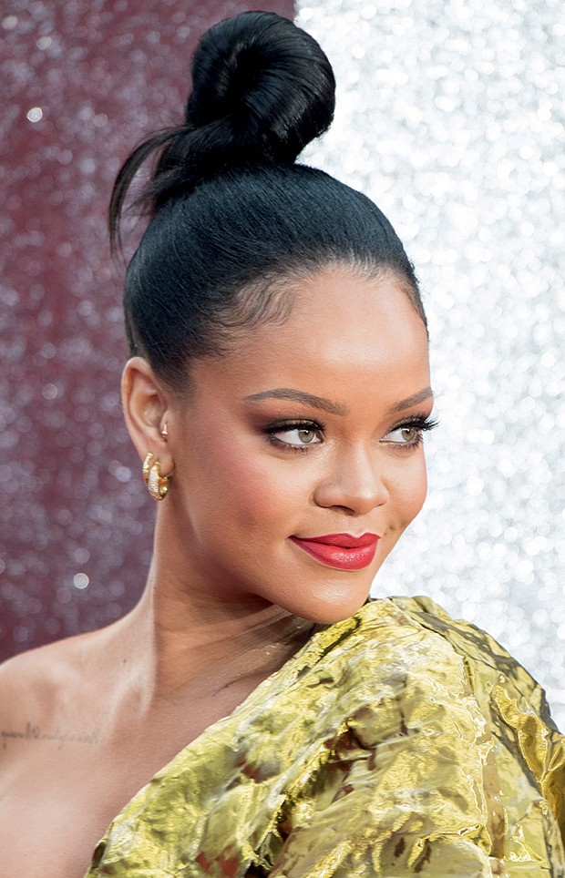 Bagunça arrumada - Rihanna (Foto: Getty Images)