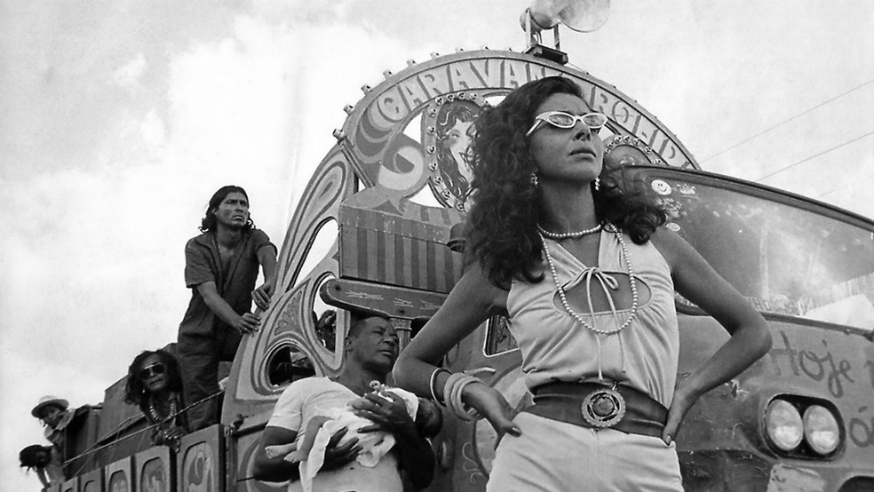 """Bye Bye Brasil"", de Cacá Diegues, encerra a programação — Foto: Reprodução"