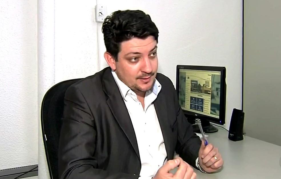 Guilherme Moraes, coordenador do Procon de Marília:
