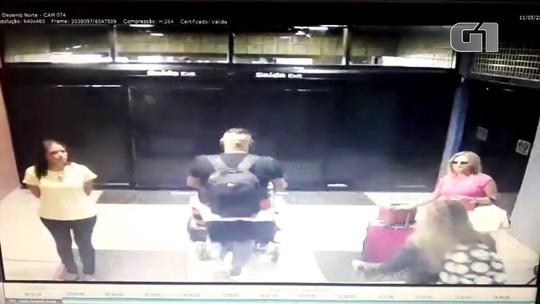 Polícia encontra mala com vestido de noiva que foi levada de aeroporto