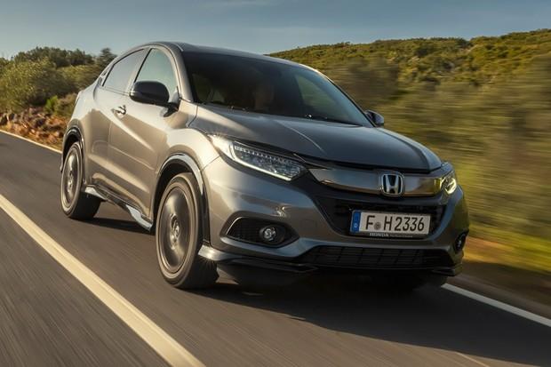 Teste: Honda HR-V 1.5 turbo corre como esportivo e chega ...