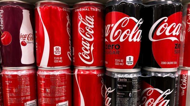 No ano passado, a Coca-Cola aumentou seus preços nos EUA em reação ao aumento de tarifas de importação (Foto: Getty Images)