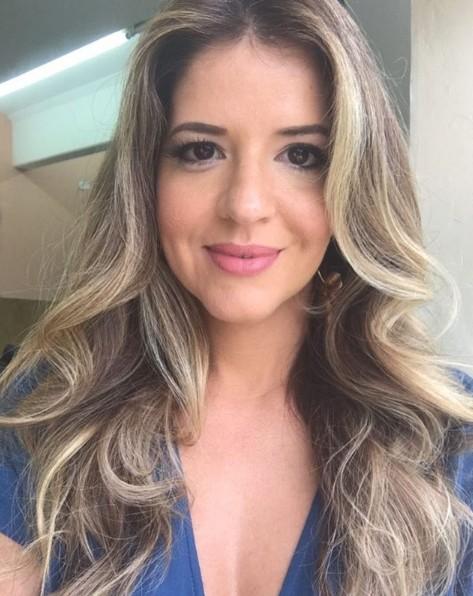 Mariana Santos (Foto: Reprodução Instagram)