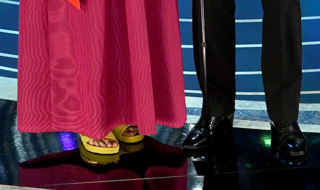As Birkenstocks de Frances McDormand (Foto: Getty Images)