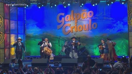 Semana Farroupilha de Canoas recebeu as atrações do 'Galpão Crioulo'; reveja o programa