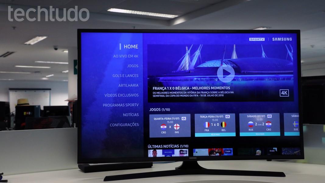 0181fc355 MU6100 vs UK6510  compare preço e ficha técnica das TVs 4K Samsung ...