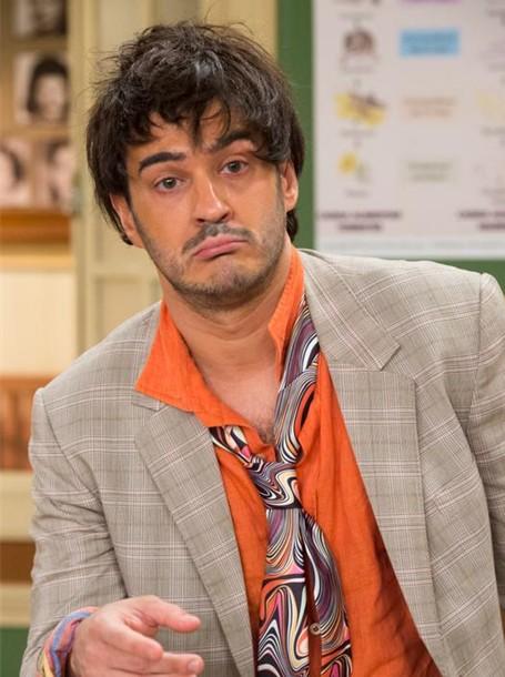 Marcos Veras como João Canabrava (Foto: TV Globo)