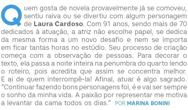 Laura Cardoso Abre (Foto:  )