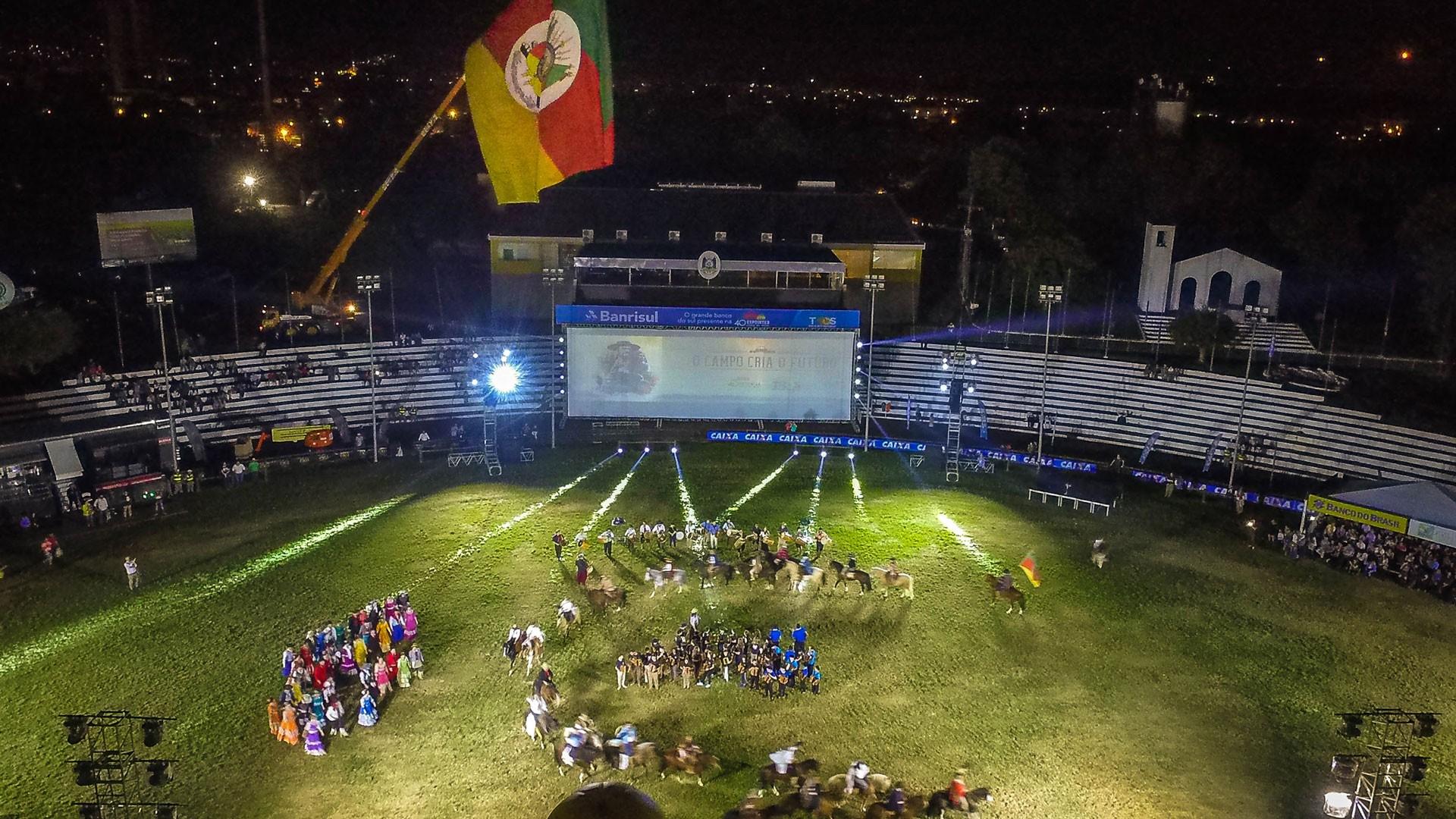 Expointer terá 'Ópera Gaúcha' - Notícias - Plantão Diário