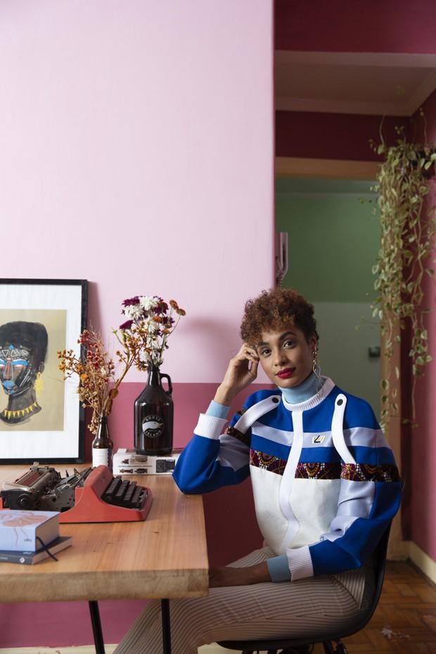 Stephanie Ribeiro (Foto: André Klotz)