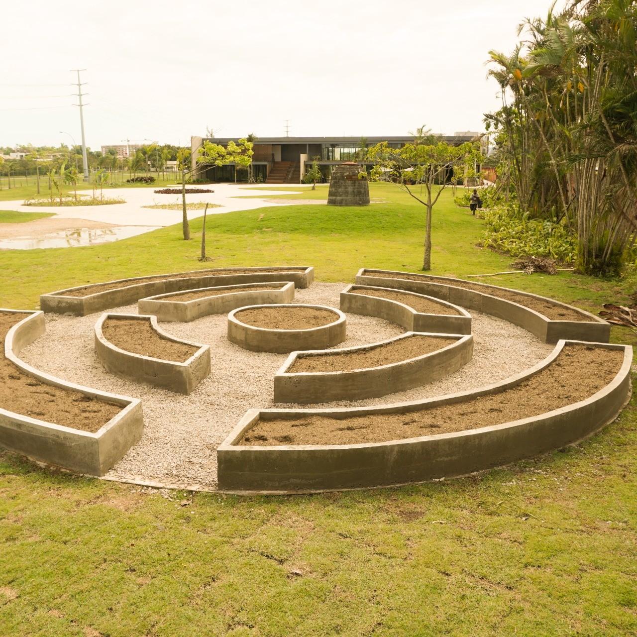 Novo Museu do Pontal inaugura horta com oficina de arte e ecologia para crianças