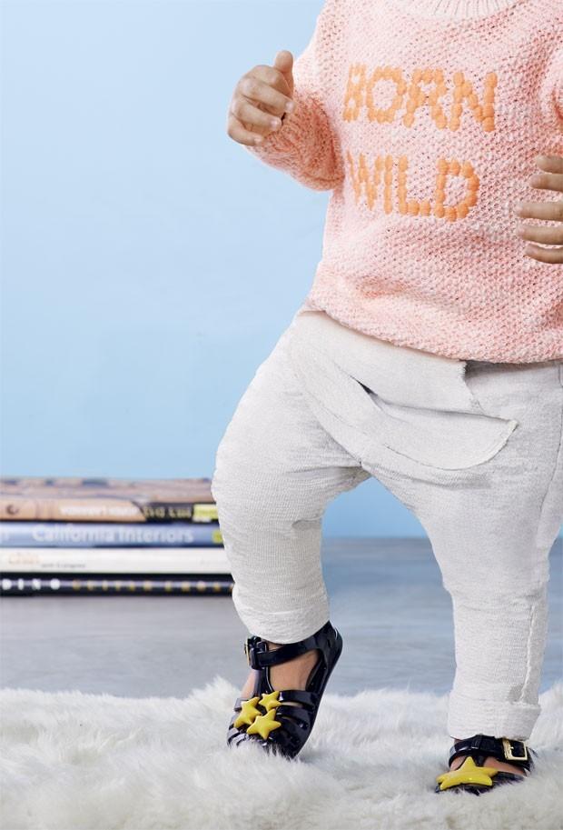 Primeiros passos: quando os pequenos começam a andar (Foto: Guto Seixas/Editora Globo)