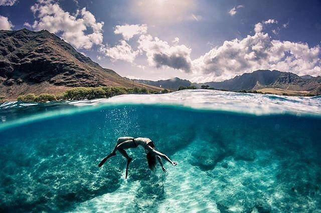 """Havaí é o principal destino que as pessoas colocam na """"bucket list"""" (Foto: Reprodução/Instagram)"""