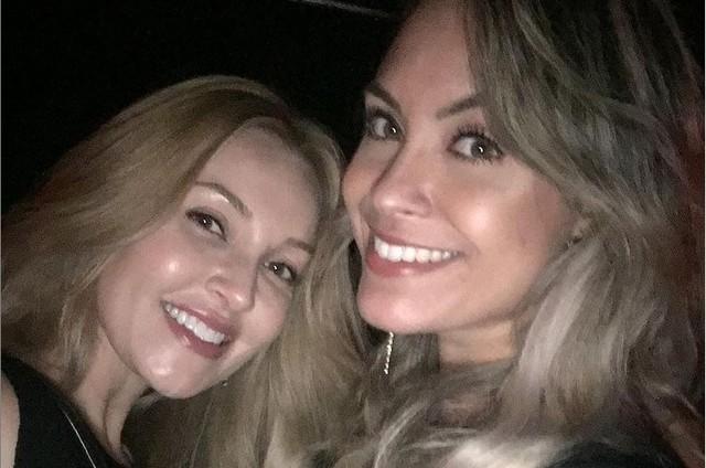Ellen e Sarah (Foto: Reprodução)