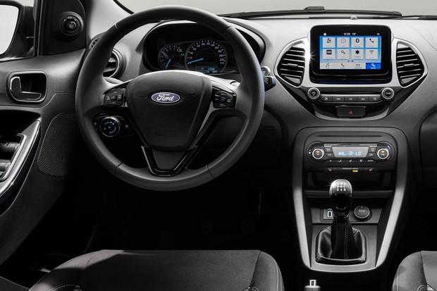 Ford Ka é atualizado na Europa (Foto: Divulgação)