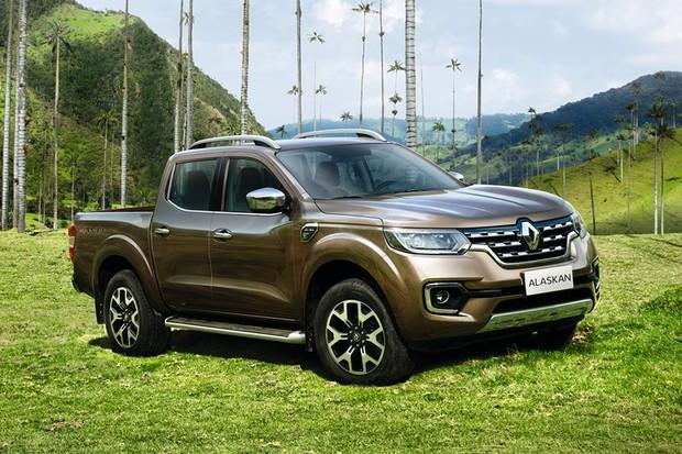 Renault Alaskan (Foto: Renault)
