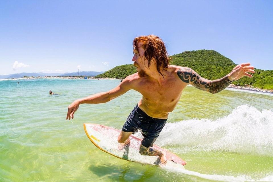 Surfista catarinense 'Fanta' morre aos 36 anos  - Notícias - Plantão Diário