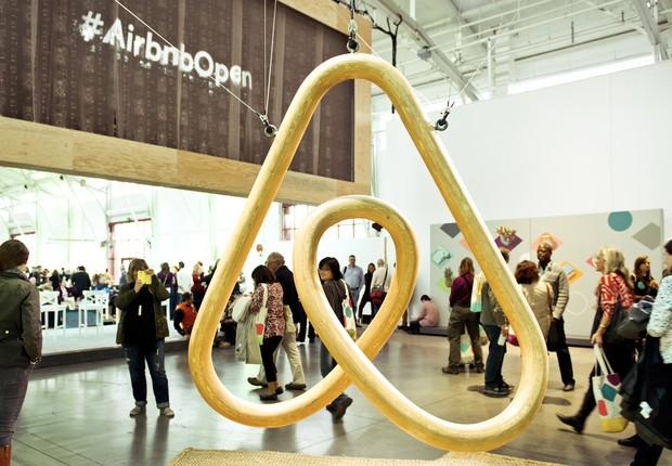 Evento do Airbnb (Foto: Reprodução/Facebook)