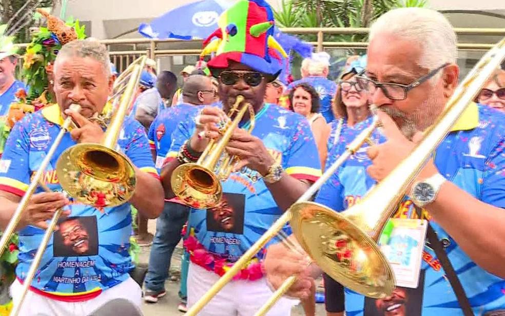 Segundo a presidente da Sebastiana, as medidas da Riotur prejudicarão blocos tradicionais, como a Banda de Ipanema. — Foto: Reprodução