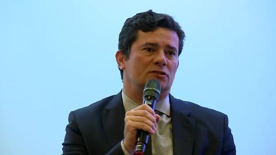 Moro diz que Bolsonaro pode vetar pontos do projeto anticrime aprovado no Senado