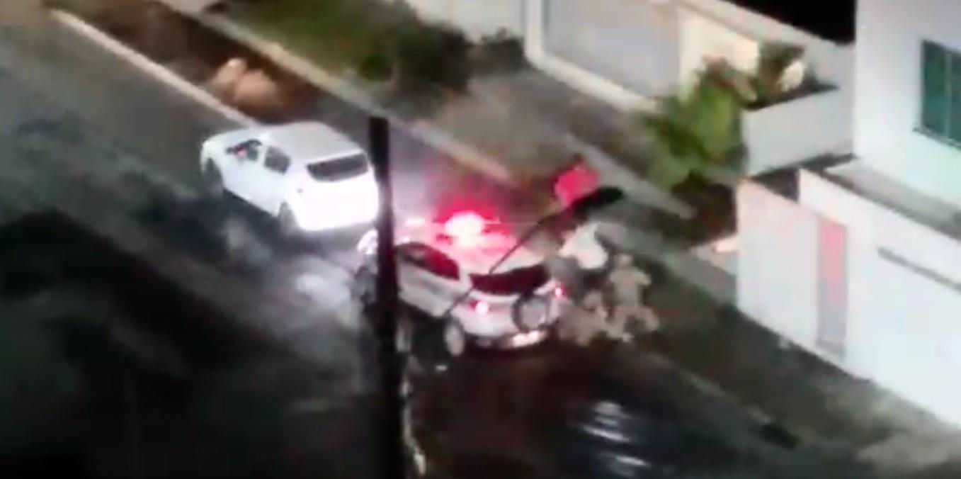 Motorista embriagado que agrediu policiais militares é preso por tentativa de homicídio em SC - Notícias - Plantão Diário