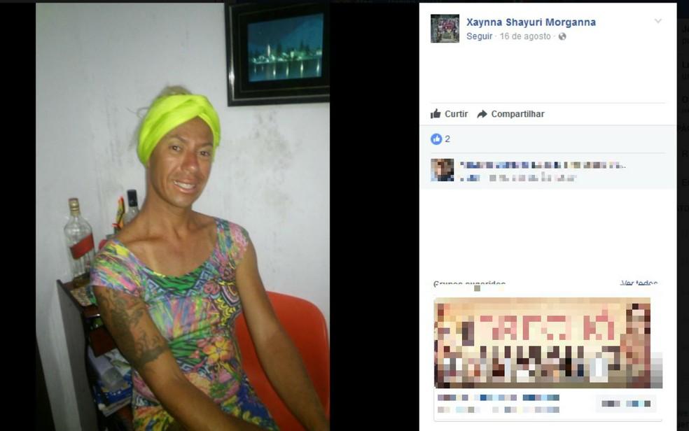 Vítima foi morta a tiros à beira do Rio Paraguaçu, no recôncavo da Bahia — Foto: Reprodução/Facebook