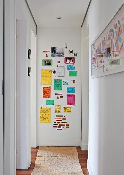 decoração-de-corredor (Foto: Lufe Gomes/Editora Globo)