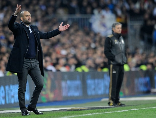 Josep Guardiola José Mourinho Barcelona Real Madrid (Foto: Getty Images)