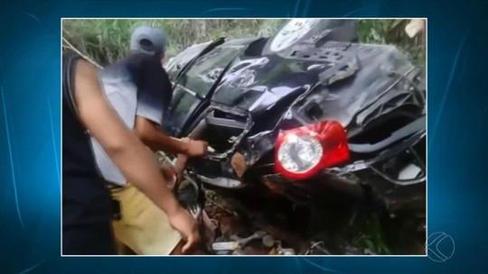 Técnico do sub-20 do Fluminense e três familiares dele permanecem internados após acidente em MG