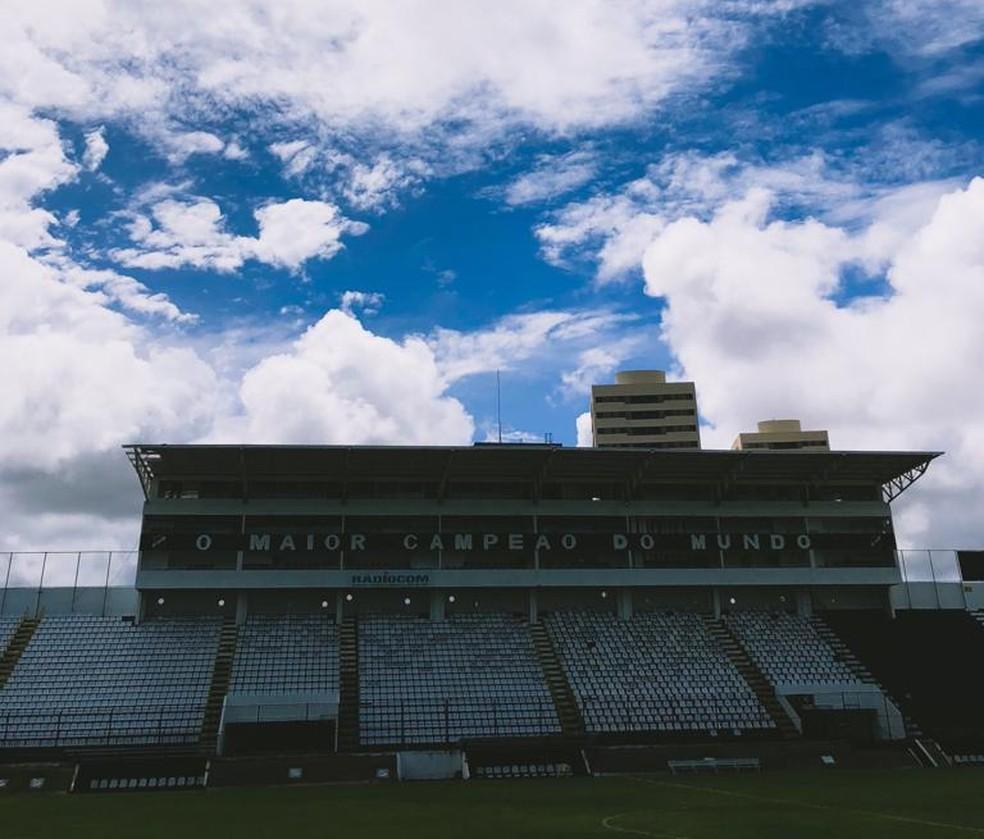 ABC recebe proposta de conciliação quanto a dívidas com ex-atletas e ex-empregados — Foto: Augusto Gomes/GloboEsporte.com