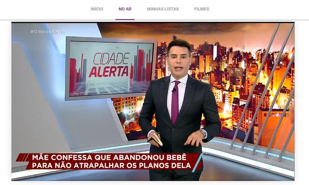 Playplus Como Assistir A Filmes E Tv Ao Vivo No Streaming Da Record Streaming Techtudo