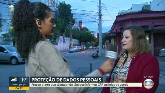 Procon Carioca alerta que clientes não são obrigados a informar CPF em lojas do RJ
