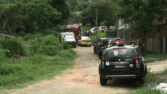 Polícia investiga morte de criança, de 7 anos, em um arroio de Ponta Grossa