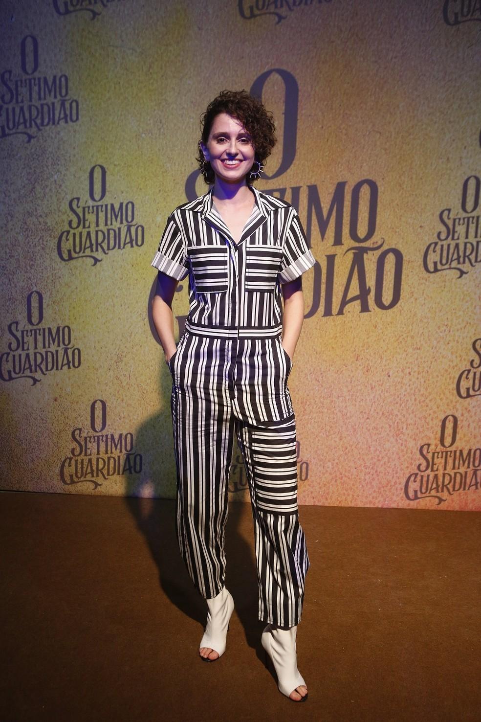 Carol Duarte será a personagem Stefânia — Foto: Fabiano Battaglin/Gshow