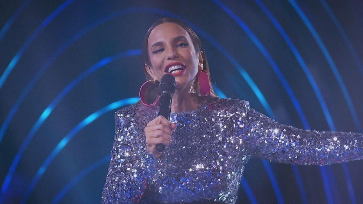 'The Masked Singer Brasil': Renata Ceribelli mostra bastidores da final
