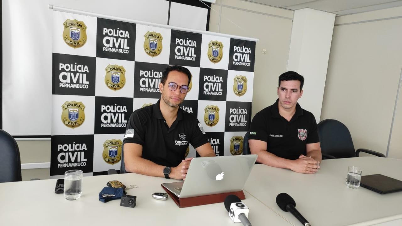 Suspeito de exibir vídeo pornográfico em aula online no DF é preso em Petrolina, PE