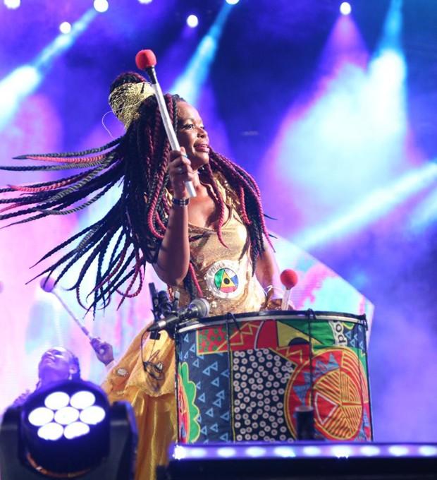 Daniela Mercury no Festival Virada Salvador (Foto: Ed.Globo/Ricardo Cardoso e Ícaro Cerqueira)