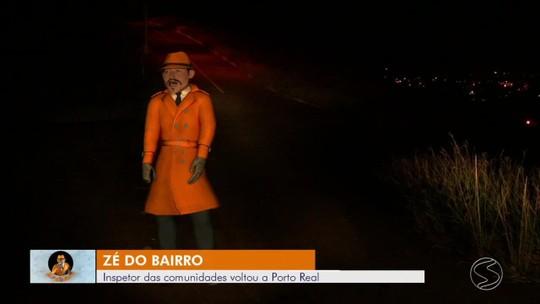 Zé do Bairro volta ao Jardim das Acácias, em Porto Real
