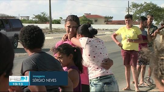 Menino de 11 anos morre atropelado por caminhão na PE-190, em São Bento do Una
