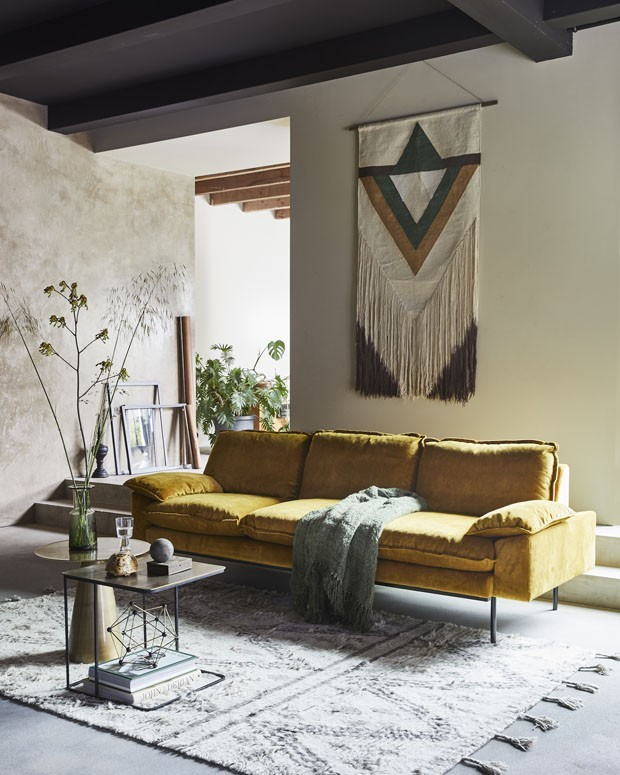 22 Best Art Deco Interior Design Ideas For Living Room: Tapeçaria Na Decoração: Inspire-se Nestes 10 Ambientes - Casa Vogue