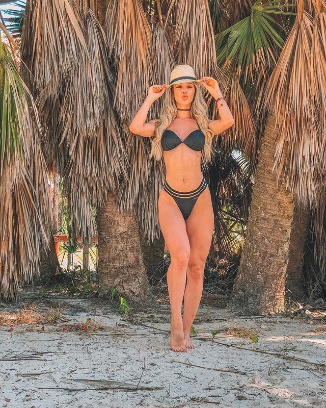 Tatiele Poliana em Cuba (Foto: Reprodução/Instagram)