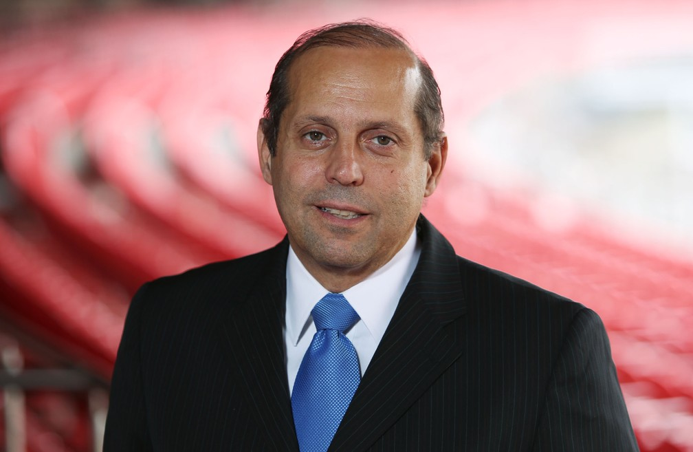 Roberto Natel, vice-presidente do São Paulo — Foto: Rubens Chiri / saopaulofc.net