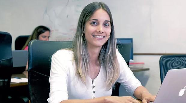 Isabella Botelho, da Pin People (Foto: Divulgação)