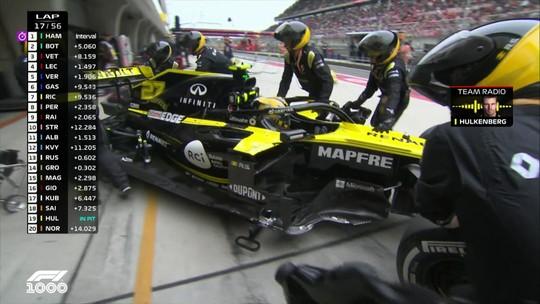 """Após problemas """"inevitáveis"""" no motor, Alain Prost avisa: """"Renault terá de novo um dos melhores"""""""