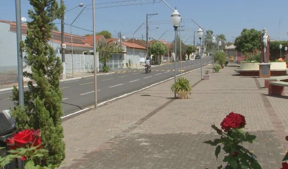 Cidade é a menor do estado de SP e a segunda menos populosa do Brasil (Foto: Reprodução / TV TEM )